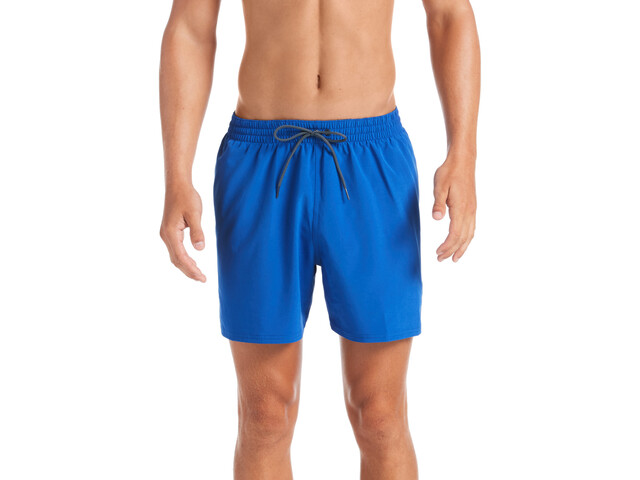 "Nike Swim Essential Vital 5"" Volley Shorts Heren, game royal"